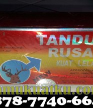 Tanduk Rusa New Isi 15 Strip @ 2 Kapsul