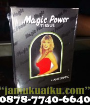 Macgic Power Tissue