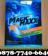 Tisu Magic Maxx Per kotak isi 8 saset